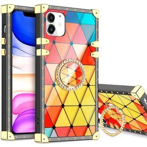 iPhone 12 5G / 12 Pro Geometric Phone Case